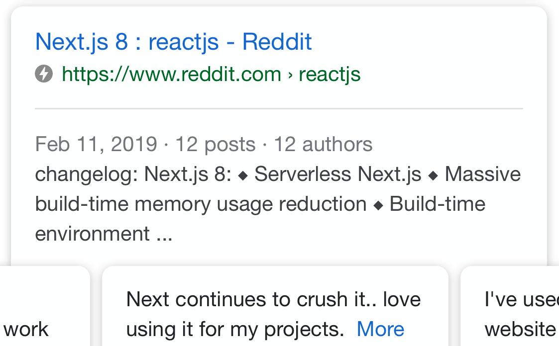Blog - Next js 8 1 | Next js